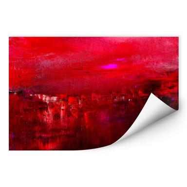 Wallprint Niksic - Morgendämmerung
