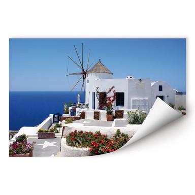 Wallprint Urlaub in Griechenland