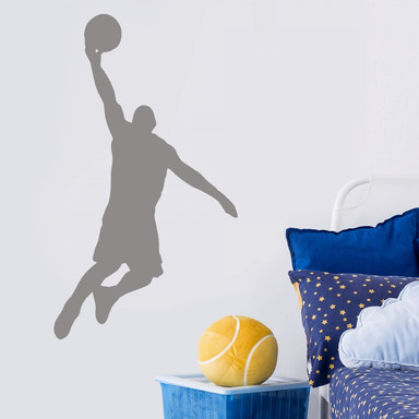Wandtattoo Basketball 1
