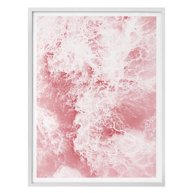 Poster Sisi & Seb - Pink Ocean