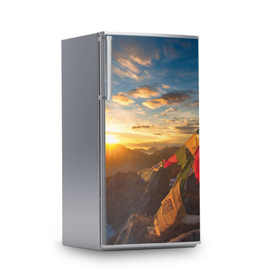 Kühlschrankfolie 60x120cm - Tibet- Bild 1