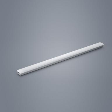 LED Lichtschiene Vigo in nickel-matt 27W 2350lm 1500mm