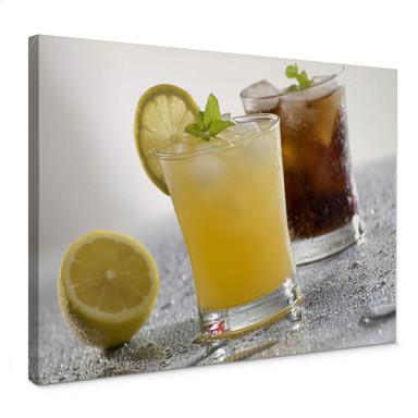 Leinwandbild Cocktail Time 2