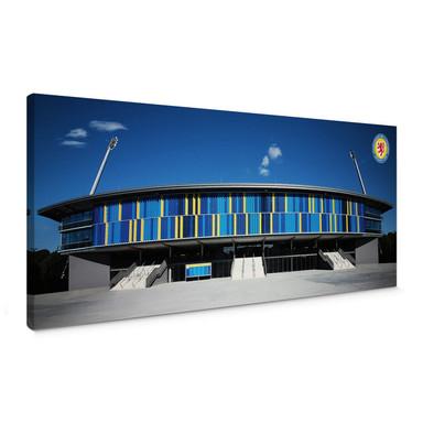 Leinwandbild Eintracht Braunschweig Stadion - Panorama