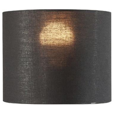 Leuchtenschirm Fenda Schirm in Schwarz und Kupfer 200mm