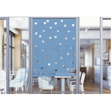 Glasdekor Hibiskusblüte - Bild 1