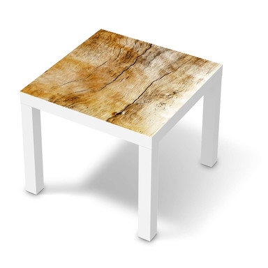 Möbelfolie IKEA Lack Tisch 55x55cm - Unterholz