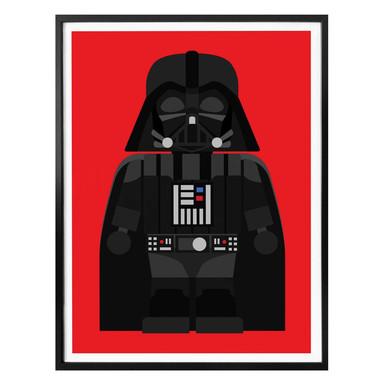 Poster Gomes - Darth Vader Spielzeug