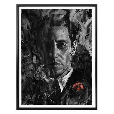 Poster Nicebleed - Michael Corleone