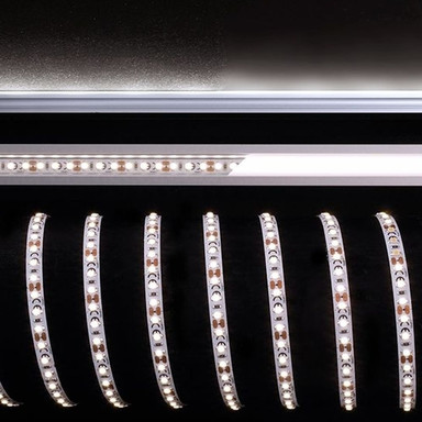 LED Stripe 3528-120-12V-4000K-5M-Nano in Weiss 2400lm IP44