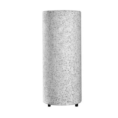 Stehleuchten Mundan in Grau E27 IP44 700mm