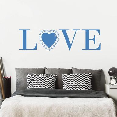 Wandtattoo Love 3