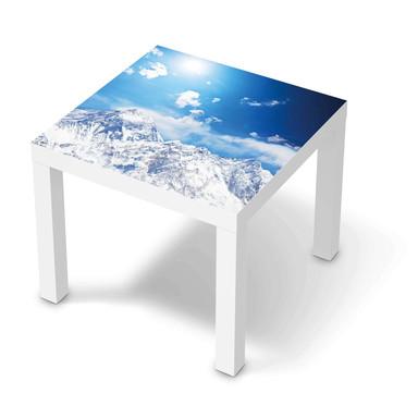 Möbelfolie IKEA Lack Tisch 55x55cm - Everest