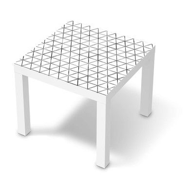 Möbelfolie IKEA Lack Tisch 55x55cm - Mediana