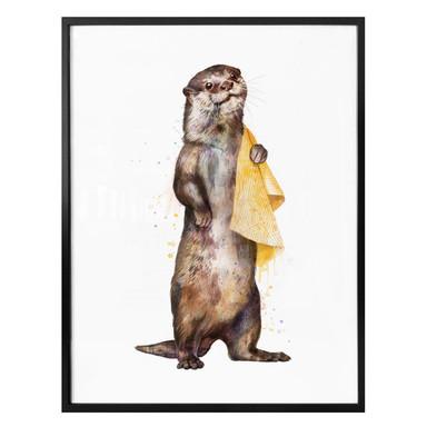 Poster Graves - Otter