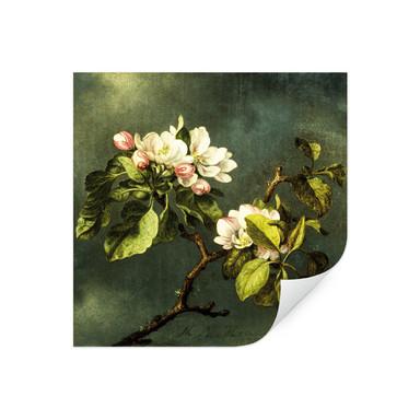 Wallprint Heade - Apfelblüten
