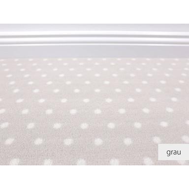 Bijou Petticoat Vorwerk Teppichboden | Raummass | Grau