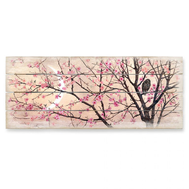 Holzbild Coleman - Primavera - Panorama