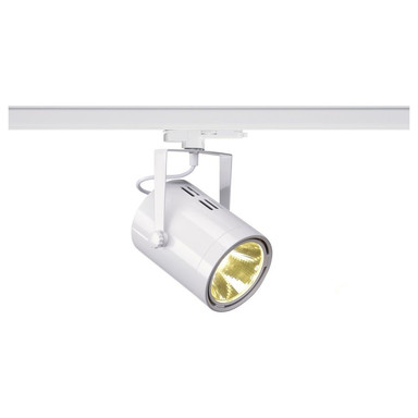 LED 3-Phasenschienen Spot 47W 4800lm 4000K 15° in Weiss