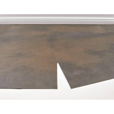 Vinyl-Designboden JOKA 555 | Metal Plate 5535
