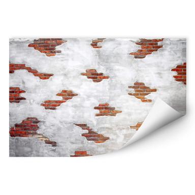 Wallprint Backsteinmauer