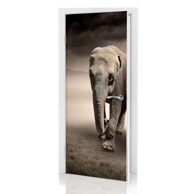 Türdeko Die Elefanten - Bild 1