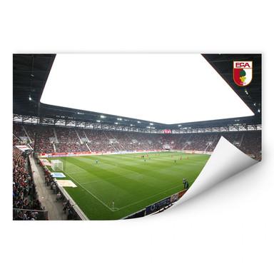 Wallprint FC Augsburg Stadion Innenansicht