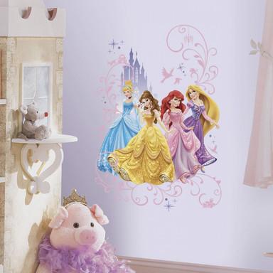 Wandsticker Disney Princess - Maxi Sticker - Bild 1