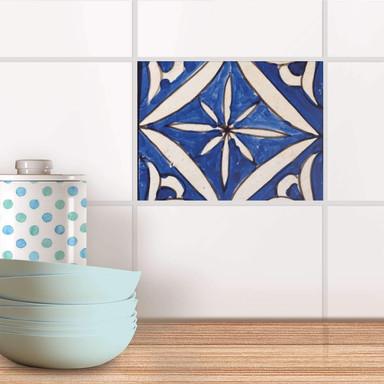 Fliesenfolie - Spanish Tile 1