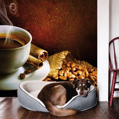 Fototapete Coffee 1 - 288x260cm - Bild 1