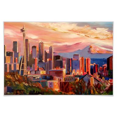 Poster Bleichner - Seattle