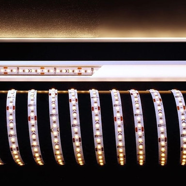 LED Stripe 2835-120-24V-2700K-5M in Weiss 7000lm