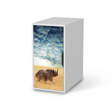 Möbelfolie IKEA Alex Schrank - Rhino