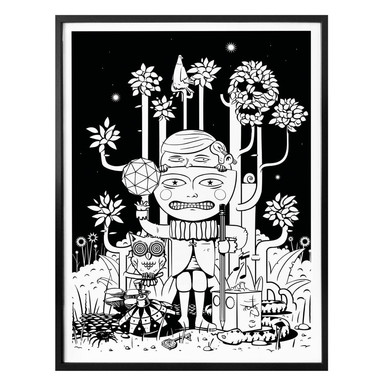 Poster Drawstore - In the Woods