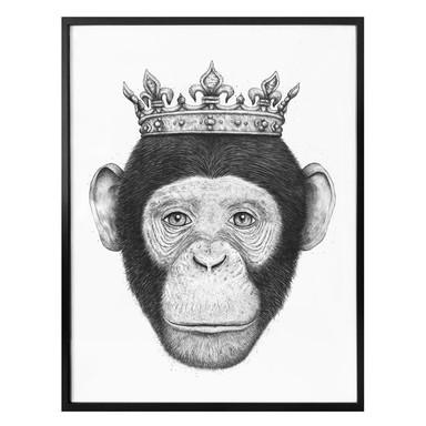 Poster Korenkova - The King Monkey