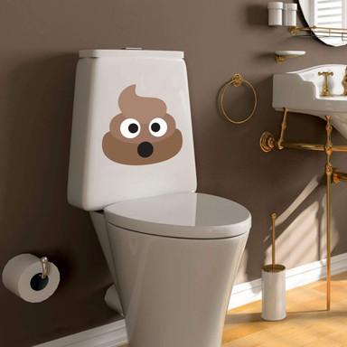 Wandtattoo Emoji Pile Of Poo