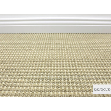 City Stripe Sisal Teppichboden