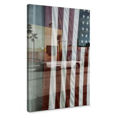 Leinwandbild Ochlich - American Reflection