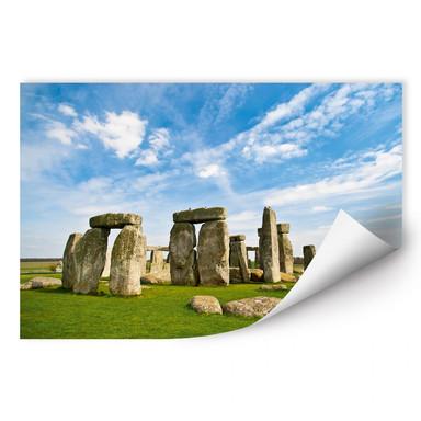 Wallprint Stonehenge