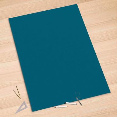 Folienbogen (100x150cm) - Türkisgrün Dark