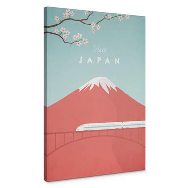 Leinwandbild Rivers - Japan