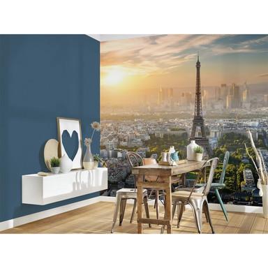 Livingwalls Fototapete Designwalls Eiffel Tower Stadt - Bild 1