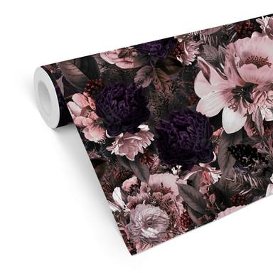 Mustertapete UN Designs - Blütentraum