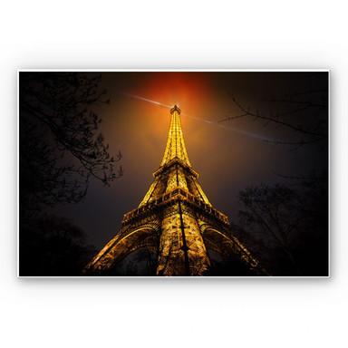 Wandbild Geiger - La Tour Eiffel