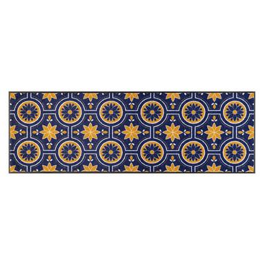 Wash&Dry Fussmatte Azulejo 60x180cm