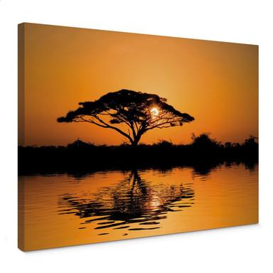 Leinwandbild Afrika