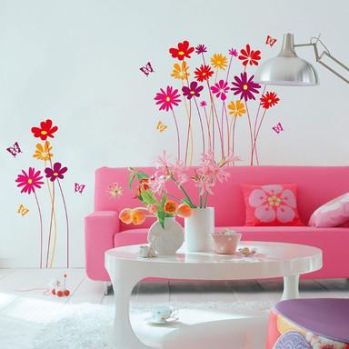 Wandsticker Blumen - Bild 1