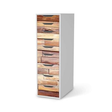 Folie IKEA Alex 9 Schubladen - Artwood- Bild 1