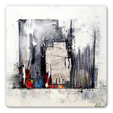 Glasbild Fedrau - Abstrakt