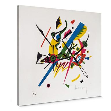 Leinwandbild Kandinsky - Kleine Welten 1